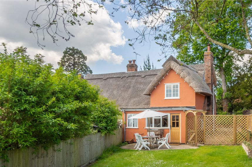 Fenwick Cottage - A Holiday Cottage Suffolk
