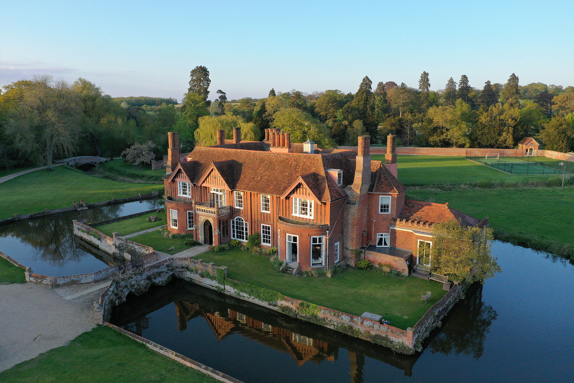 The Presbytery Offers Stunning Views to our Luxury Holiday Cottages in Suffolk